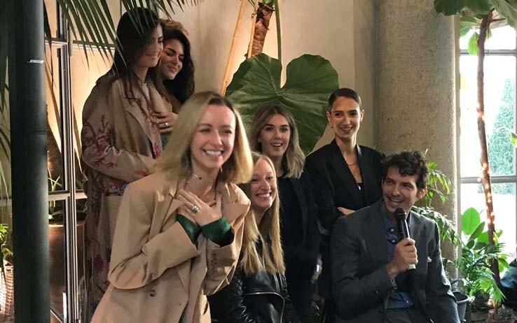 Gli influencer della Condé Nast Social Talent Agency
