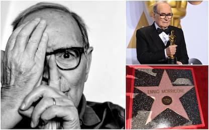 """Dagli """"spaghetti western"""" all'Oscar, Ennio Morricone compie 90 anni"""