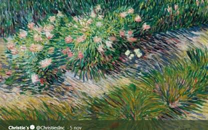 New York, quadro di Van Gogh rimane invenduto all'asta di Christie's