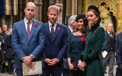 Kate Middleton e Meghan Markle insieme a Natale