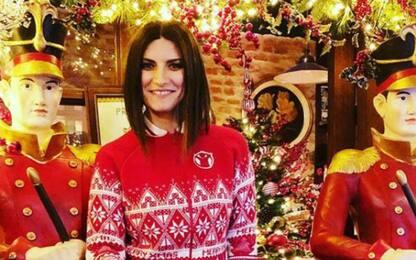 Un Christmas jumper per Save the Children. FOTO