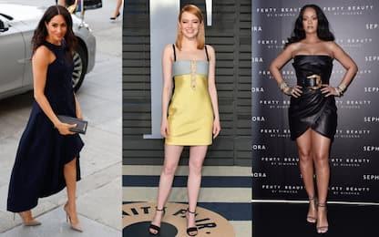 Meghan Markle tra le 10 icone di stile 2018 per Vogue. FOTO