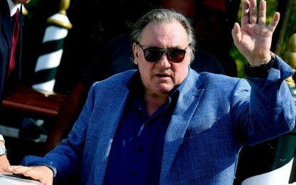 Gérard Depardieu compie 70 anni. FOTO