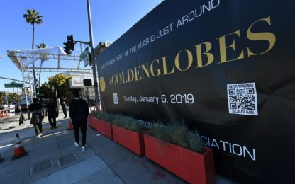 La cerimonia dei Golden Globe Awards in esclusiva su Sky Atlantic