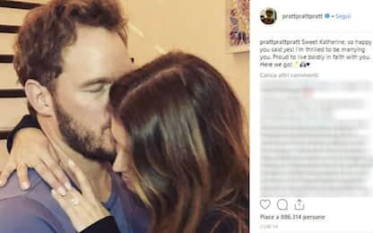 Chris Pratt sposerà la figlia di Schwarzenegger Katherine