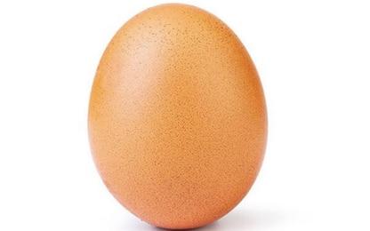 Instagram, un uovo batte Kylie Jenner: è la foto con più like di sempre
