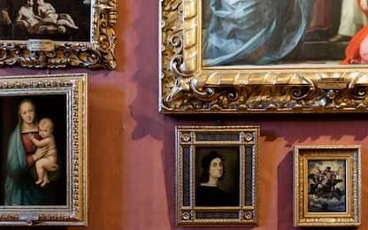 L'Autoritratto di Raffaello ritorna dagli Usa a Firenze
