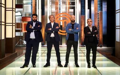 Masterchef Italia 8: l'inizio stasera su Sky Uno