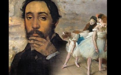 Degas, passione e perfezione: il film-documentario