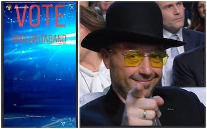 Sanremo 2019, Joe Bastianich in giuria ma invita a votare un artista