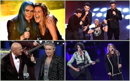 """Sanremo 2019, la sera dei miracoli e dei duetti """"magici"""""""