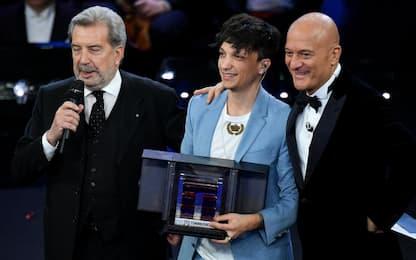 """Sanremo 2019, lo sfogo di Ultimo con i giornalisti: """"Avete rotto"""""""