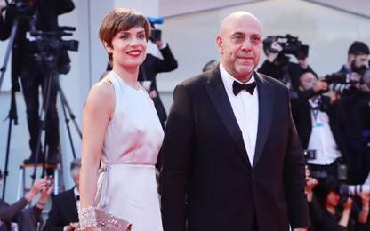 Il regista Paolo Virzì e l'attrice Micaela Ramazzotti tornano insieme