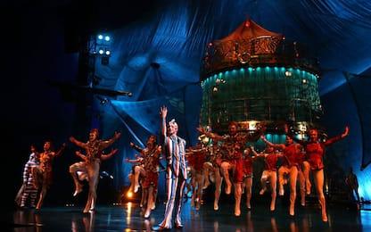 Kooza, lo scenografico spettacolo del Cirque du Soleil