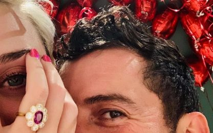 Katy Perry e Orlando Bloom si sposano