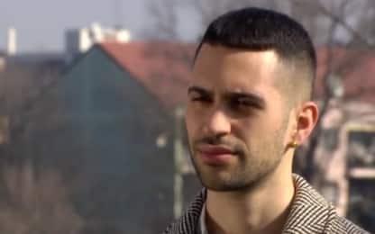 """Mahmood a Sky Tg24: """"Preferisco essere capito dalla mia musica"""" VIDEO"""