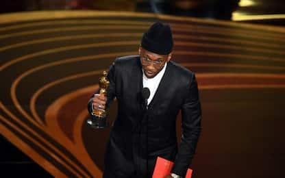 Oscar 2019, Mahershala Ali miglior attore non protagonista