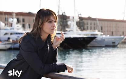 Petra, al via le riprese della serie tv con Paola Cortellesi