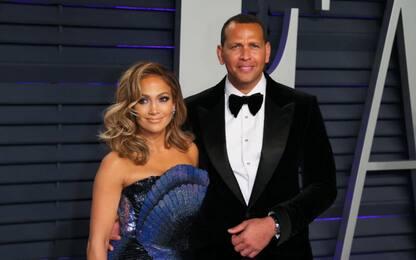 Jennifer Lopez e Alex Rodriguez si sono fidanzati ufficialmente