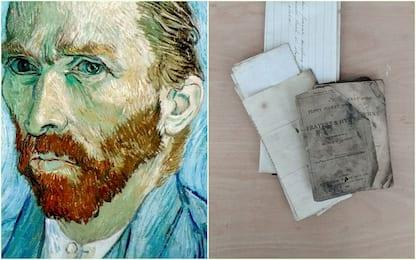 Van Gogh, documenti inediti ritrovati sotto pavimento casa a Londra