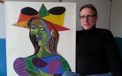"""Picasso, ritrovato il """"Busto di Dora Maar"""" rubato 20 anni fa"""