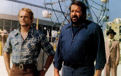 'Slaps and Beans', Bud Spencer e Terence Hill sbarcano su mobile