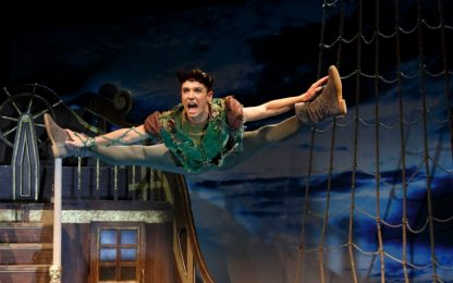'Peter Pan - il musical' a Roma