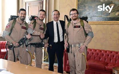 EPCC, Beppe Sala chiede aiuto ad Alessandro Cattelan per salvare Milano. VIDEO