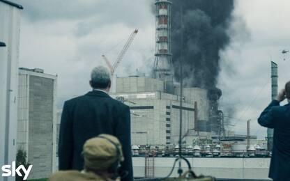 """""""Chernobyl"""": dal 10 giugno la nuova serie in esclusiva su Sky"""