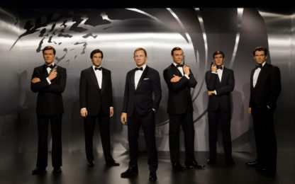 Tutti i James Bond