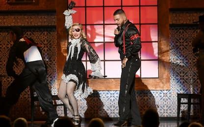 Billboard Music Awards: Madonna stupisce con Maluma, Drake trionfa
