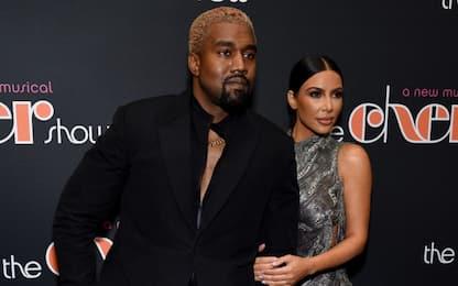 Kim Kardashian e Kanye West di nuovo genitori: è nato il quarto figlio