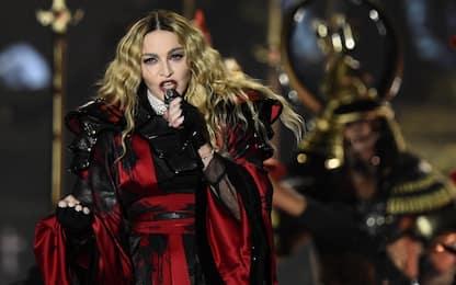 Eurovision, Madonna a Tel Aviv: non smetto cantare per agenda politica
