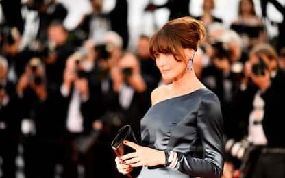 Cannes, Carla Bruni e Julianne Moore sulla Croisette. FOTO