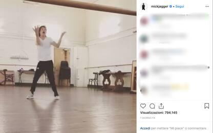 Mick Jagger, il video in cui balla dopo l'intervento al cuore