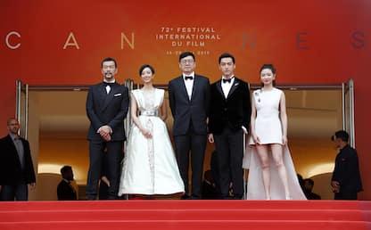 """Cannes 2019, il red carpet di """"The Wild Goose Lake"""". FOTO"""