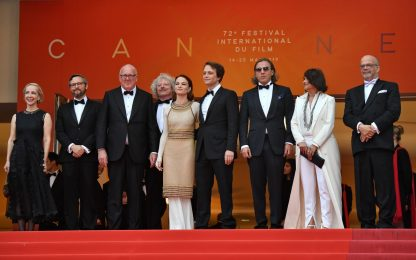 "Cannes 2019, il red carpet di ""A Hidden Life"" di Malick"