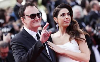 Quentin Tarantino papà per la prima volta a 56 anni