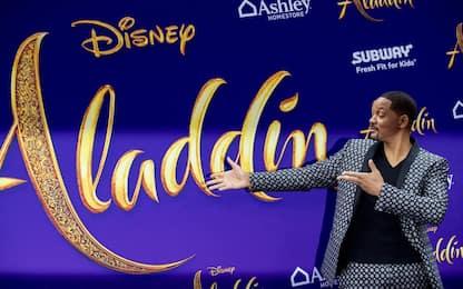 """Cinema, la premiere di """"Aladdin"""" di Guy Ritchie. FOTO"""