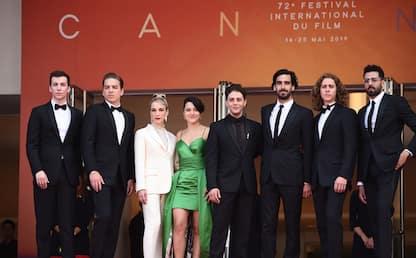 "Cannes, il red carpet di ""Matthias et Maxime"" di Dolan"