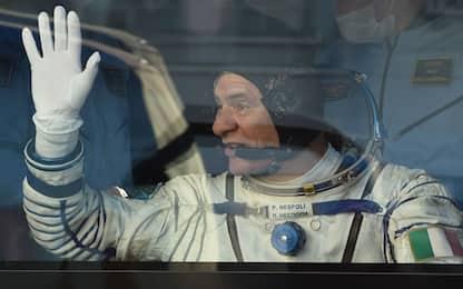 Paolo Nespoli: le foto nello spazio dell'ospite di EPCC