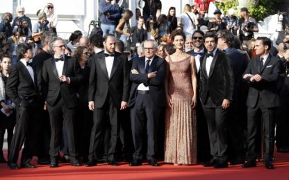 Cannes, trionfo per Bellocchio: 13 minuti di applausi per Il traditore