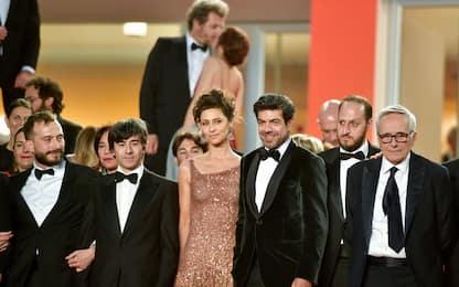 """Cannes, la premiere de """"Il traditore"""". FOTO"""