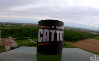 EPCC, ultima puntata: Alessandro Cattelan lancia la tazza nello spazio