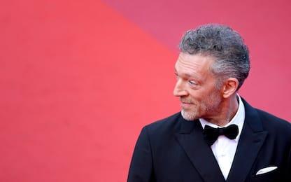 Cannes, Vincent Cassel sul red carpet con Hors Normes. FOTO