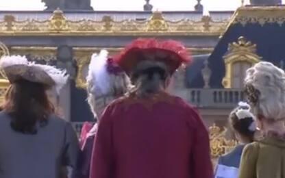 La Reggia di Versailles apre le porte per il Grande Ballo in maschera