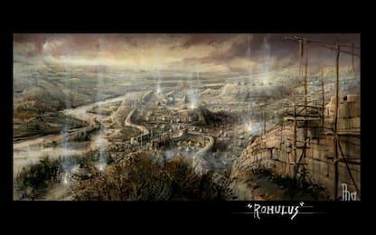 Romulus, la nuova serie tv Sky Original sulla nascita di Roma