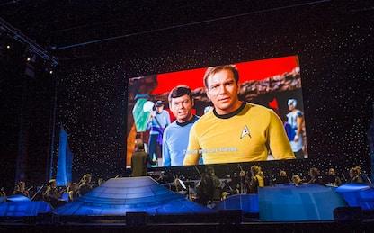 Star Trek, i protagonisti della serie cult ieri e oggi. FOTO