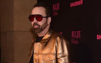 Nicolas Cage, divorzio dopo 4 giorni di matrimonio: era ubriaco
