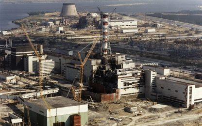 """Chernobyl, """"l'area sarà trasformata in un sito turistico"""""""